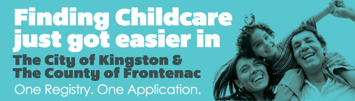 Kingston childcare registry application